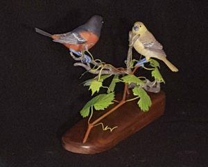 sculpting, carving, wood carving, birds, bird carving,
