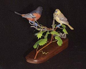 sculpting, carving, wood carving, birds, bird carving,