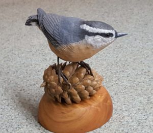 sculpting, wood carving, birds, nature, fine art