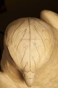 carving, sculpting, peregrin Falcon, wood carving, wildlife art. fine art.